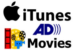iTunes Movies With AD